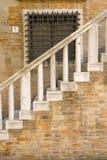 Stairway 1. Stairway in venice italy Stock Photos