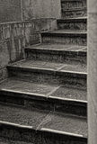 Stairway. Nice Image of a Stone and Tile staircase Stock Photography
