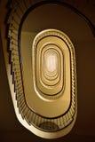 stairway Fotografie Stock