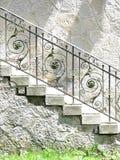 stairway imagem de stock royalty free