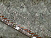 Stairway Royalty Free Stock Photography