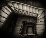 stairway Immagine Stock Libera da Diritti