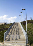 stairway imagem de stock