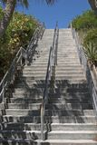 Stairway ao céu Imagens de Stock
