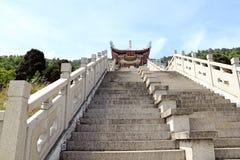 Stairway ao salvação. Foto de Stock