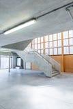 Stairway in building Stock Photo