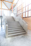 Stairway in building Royalty Free Stock Photos