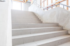 Stairway in building Stock Photography