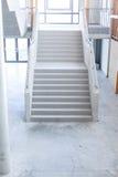 Stairway in building Stock Image