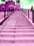 Stairway concept Royalty Free Stock Photo