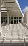 Stairway at convention center Royalty Free Stock Photo
