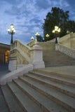 Stairway de Pincio Foto de Stock