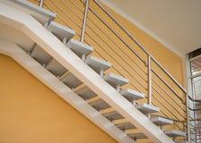 Stairway enclosure Royalty Free Stock Photo