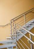 Stairway enclosure Stock Photos