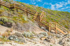 Stairway from Heaven Royalty Free Stock Image