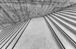 Stairway moderno foto de stock royalty free