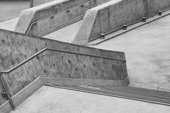 Stairway moderno fotografia de stock royalty free