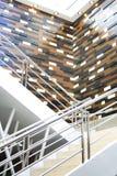Stairway moderno imagens de stock