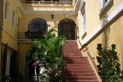Stairway nos tropics Imagens de Stock Royalty Free