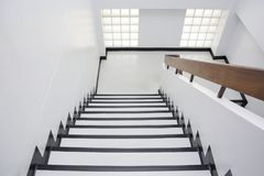 Stairway in office building Stock Photography