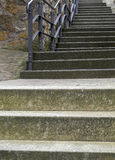 Stairway passage Royalty Free Stock Image