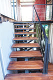 Stairway. Pic of a Stair way Stock Images