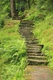 Stairway& x27 ; s au ciel photo libre de droits