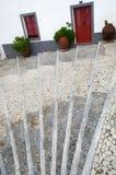 Stairway in Serpa Stock Photo