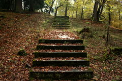 Stairway Royalty Free Stock Photo