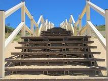 Stairway to Blue sky 1 Stock Photo