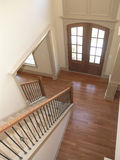 Stairway to Door Royalty Free Stock Image