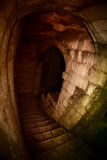 Stairway to dungeon Royalty Free Stock Image