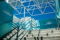 Stairway to the Future Stock Photo