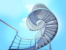 Free Stairway To Heaven Stock Images - 10356384