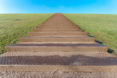 Stairway to heaven Royalty Free Stock Photos