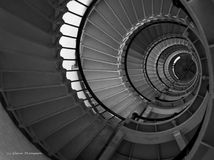 Stairway to Heaven. Stairway to the top of the light Royalty Free Stock Photo