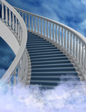 Stairway to Heaven Royalty Free Stock Photography