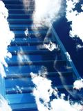 Stairway to Heaven royalty free illustration