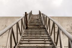 Stairway to Heaven. stock images