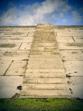 Stairway to heaven. Stairway leading up to heaven Royalty Free Stock Images