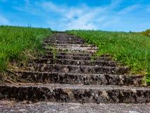 Stairway to heaven Stock Photos
