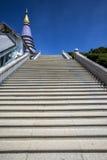 Stairway to heaven, Thailandia Stock Photography