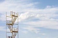 Stairway to the heavens Stock Photo