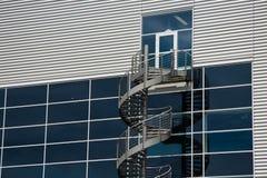Stairway to nowhere Stock Photos
