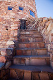 Stairway to nowhere Royalty Free Stock Photos