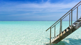 Free Stairway To Paradise Royalty Free Stock Photography - 37153877