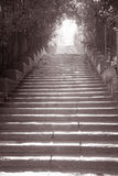 Stairway to Piazza Michelangelo, Florence Royalty Free Stock Photography