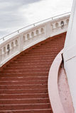 Stairway to sky. Stairway to the top of Wat Saket Bangkok Royalty Free Stock Images