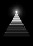 Stairway To Success Stock Photography