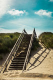 Stairway to... Royalty Free Stock Photos